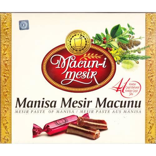 Manisa Mesir Macunu İkramlık Special 195 Gr. - Thumbnail